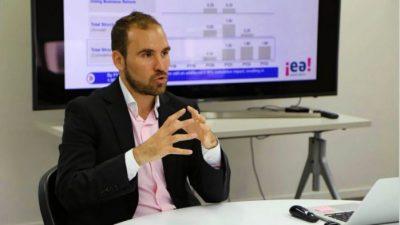 Guzmán: «Se hizo un desastre que el país no puede sostener»
