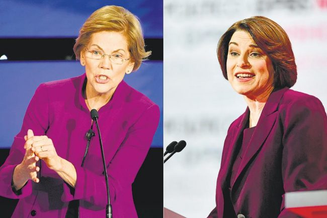 El New York Times apoya a dos candidatas demócratas