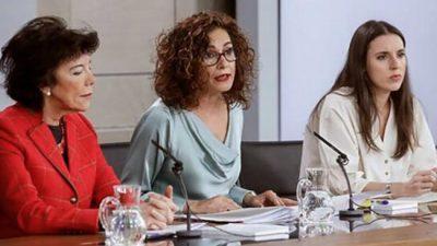 El gobierno de España contra Vox