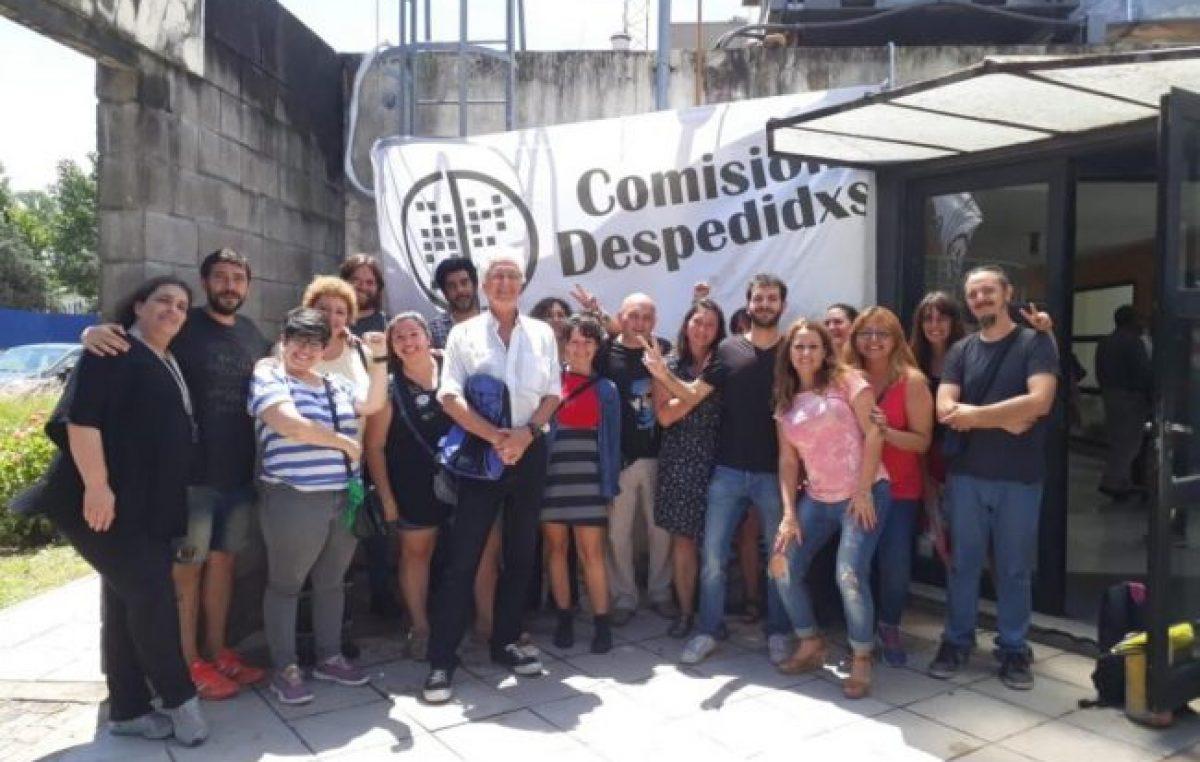 Tras dos años de lucha, más de 100 trabajadores despedidos volvieron al INTI