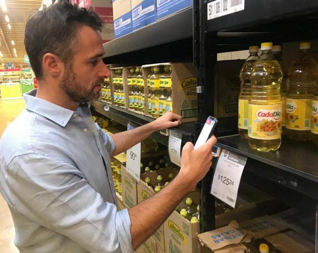 Intendentes en los supermercados para controlar Precios Cuidados