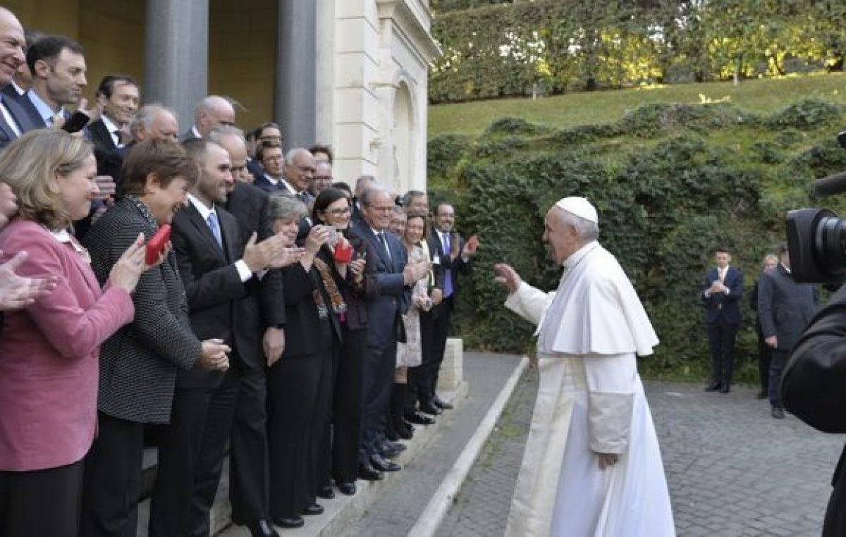 ¿Cómo puede ayudar el Papa en la renegociación de la deuda argentina?
