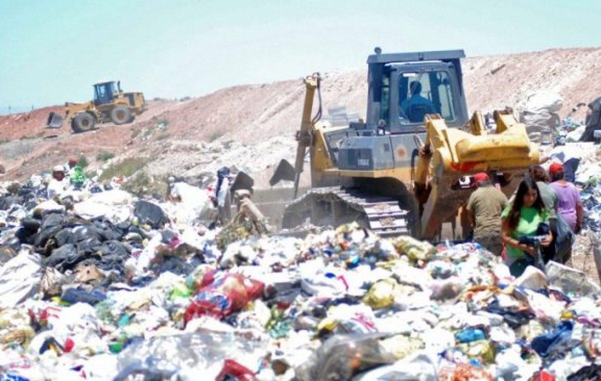 Los mendocinos sólo reciclan 129 de 1.850 toneladas de basura generadas por día