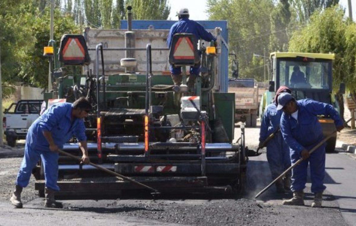 La Municipalidad de Neuquén hará obras por $3200 millones durante 2020