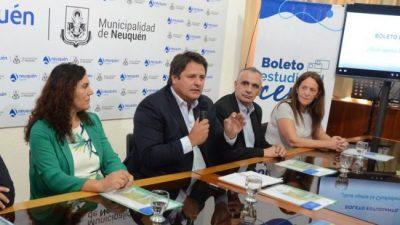 El intendente de Neuquén no descarta acuerdo salarial atado a la inflación