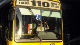 Rosario congela por 120 días la tarifa del transporte público urbano de pasajeros