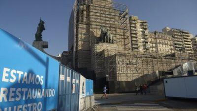 Nación culminará las obras del Monumento a la Bandera