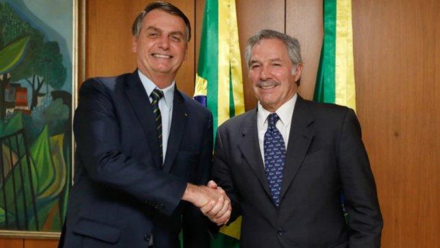 Bolsonaro busca nueva fecha para reunirse con Alberto Fernández