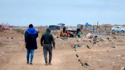 Neuquén: Una ocupación que expone al MPN