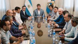 Oficializaron la ayuda para que municipios sanjuaninos afronten el pago de $4 mil