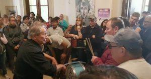 Al final, los empleados municipales de Saavedra no cortaron la ruta y levantaron el paro