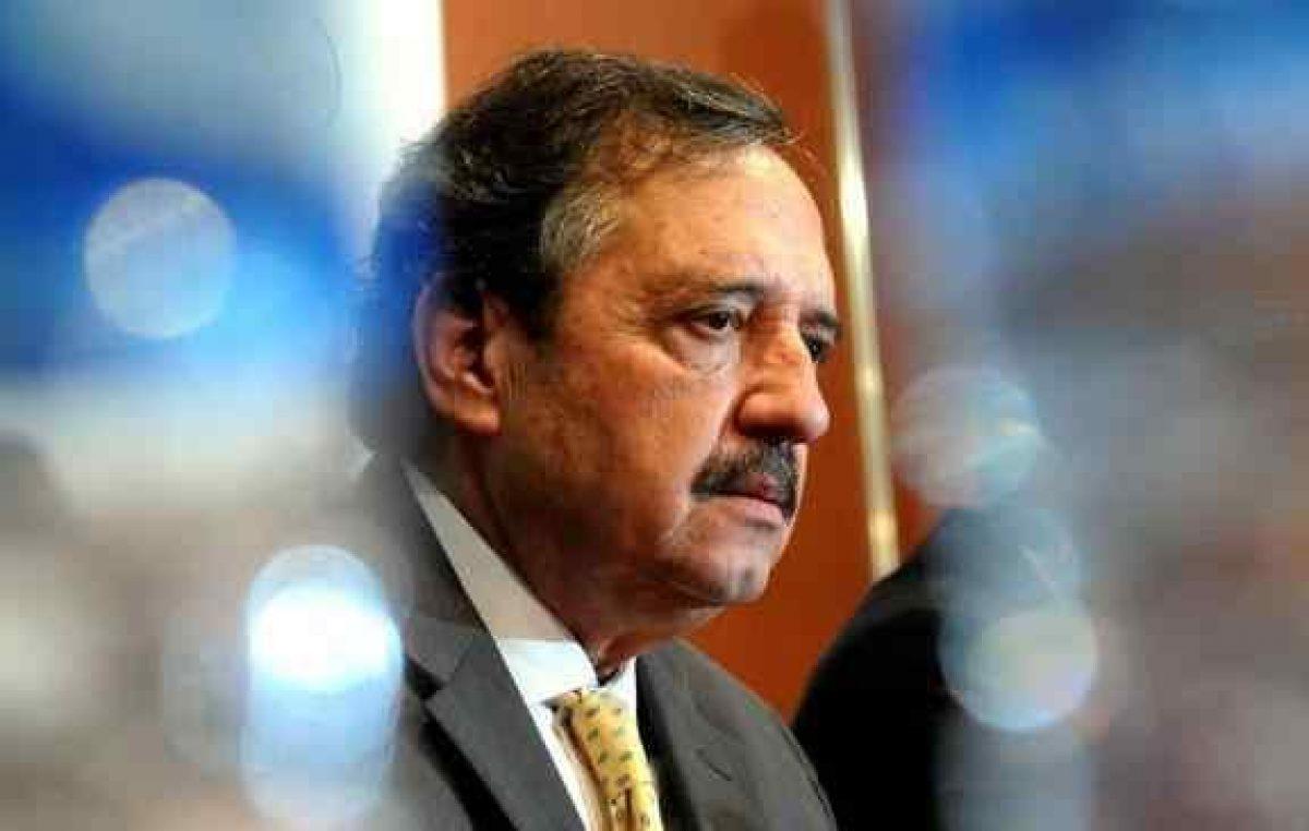 Cornejo despegó a la UCR de la designación de Alfonsín como embajador en España