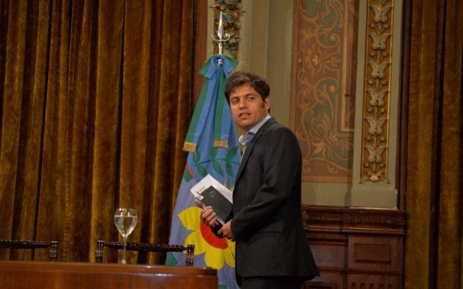 Además de evitar los subsidios, Kicillof negociará con Alberto la deuda del Fondo del Conurbano