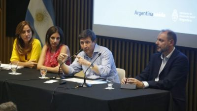Se presenta Argentina contra el hambre, en La Plata y cinco distritos de la región