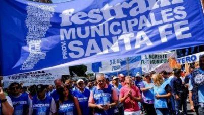 El conflicto por despidos en Ceres se vuelve provincial y multisindical