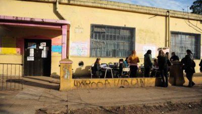 """La Intendenta de Moreno aseguró que """"en casi todas las escuelas había escapes de gas"""""""