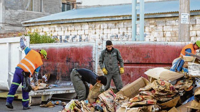 Insisten con el compromiso de los vecinos de Neuquén por la basura