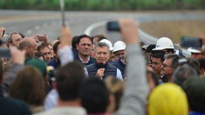 La obra insignia de Macri en Córdoba está parada