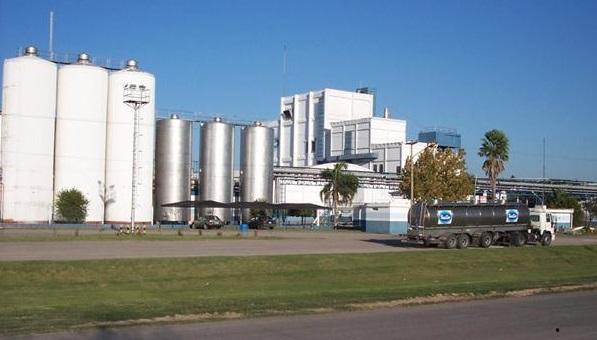 Por la crisis, SanCor suspendió la producción en una de sus plantas