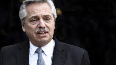 Alberto Fernández: «Hoy estamos más acompañados que antes»