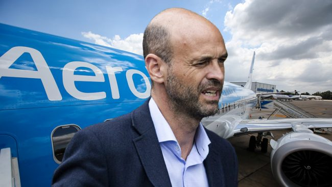 Aerolíneas Argentinas pagó $740 millones a Google y Facebook