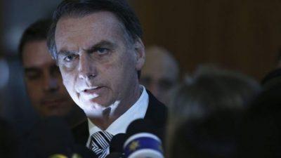 Bolsonaro viola DD.HH. en Brasil