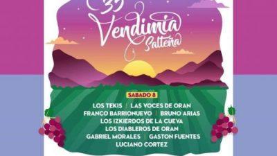 35° edición de la Vendimia Salteña, en Animaná