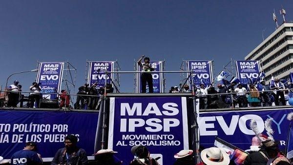 Bolivia: El MAS lidera con un 31,6 por ciento de intención de voto