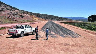 El asfalto en la ruta que cruza la Región Sur rionegrina no avanzó un metro en 2019
