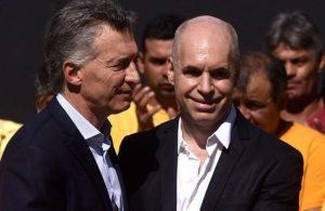 Macri también aumentó las transferencias discrecionales a la Ciudad en sus años como presidente