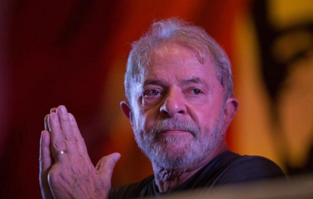Lula visitará al papa Francisco