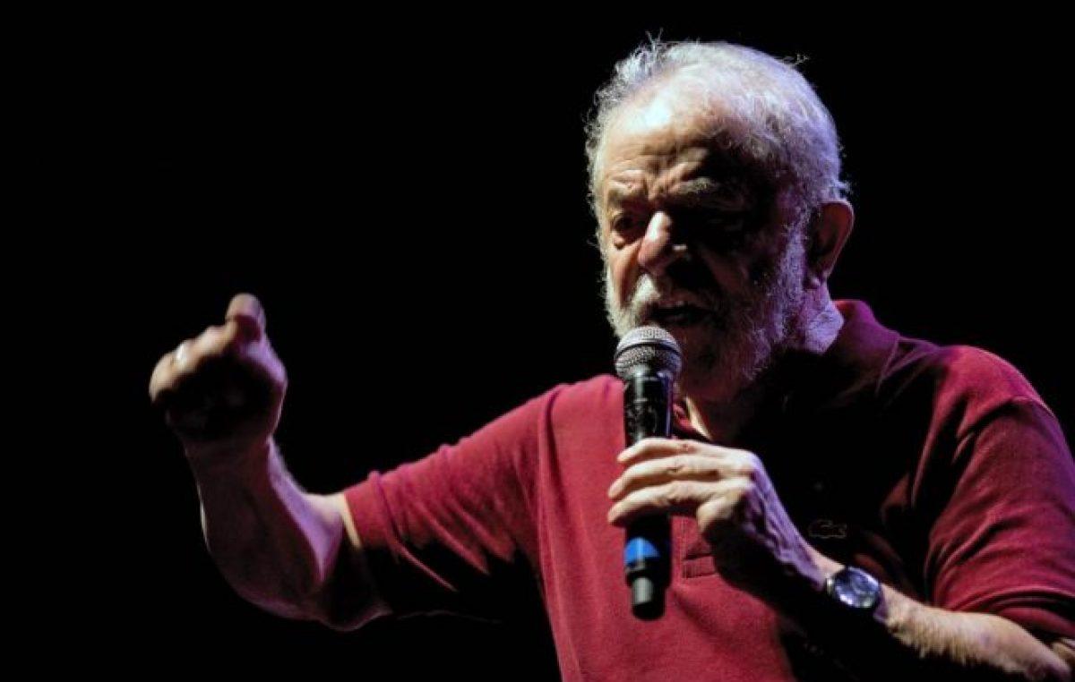 Lula convoca a los intelectuales