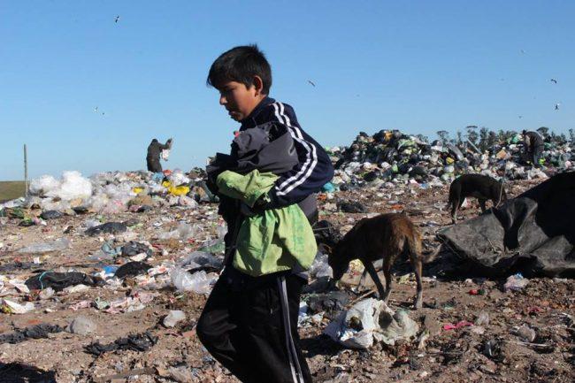 """Mar del Plata: Aseguran que este verano aumentó """"considerablemente"""" la cantidad de personas que vive de la basura"""