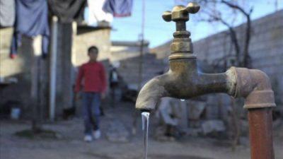 Salta: Se pierden 12 millones de litros de agua potable por hora