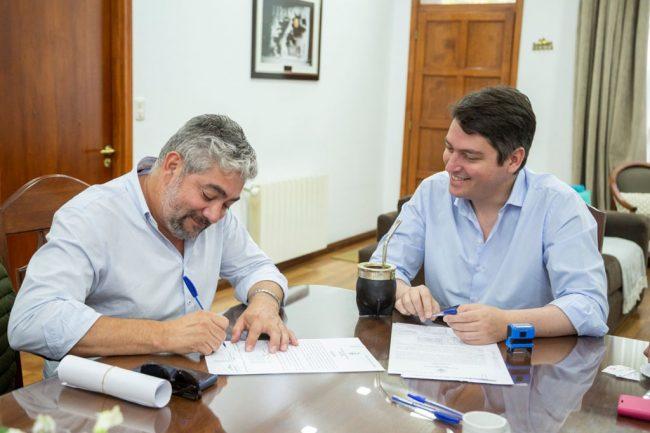 ASOEM Río Grande firmó el acuerdo salarial