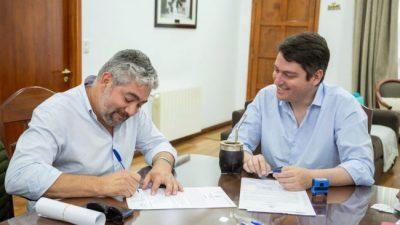ASOEM firmó el acuerdo salarial en Río Grande