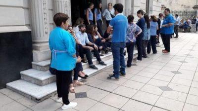 Paro de municipales en Casilda: rechazaron la propuesta del Ejecutivo