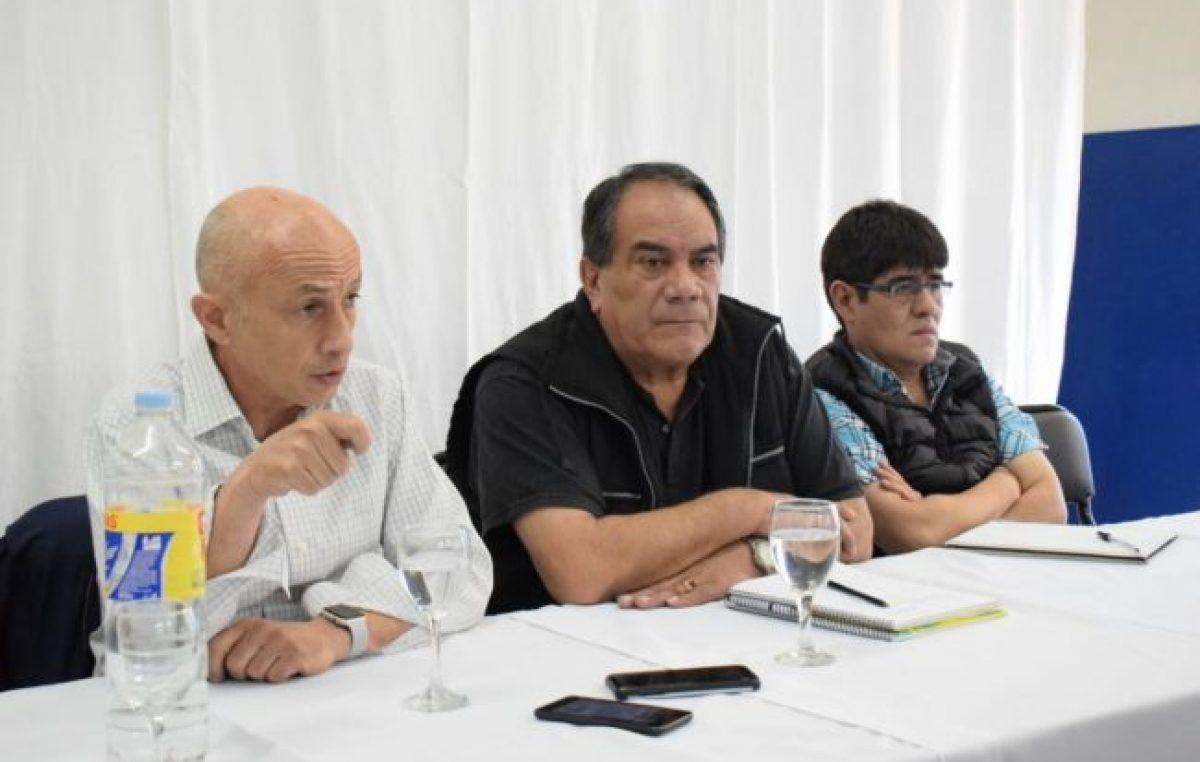 Municipales de Caleta Olivia levantaron el paro tras anuncio de aguinaldos