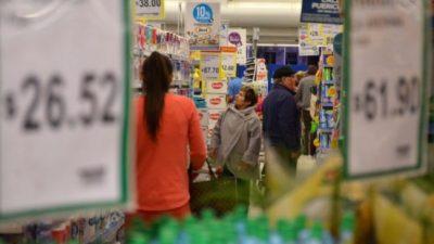 La suba de precios en Viedma y Patagones fue mayor que la del país durante enero
