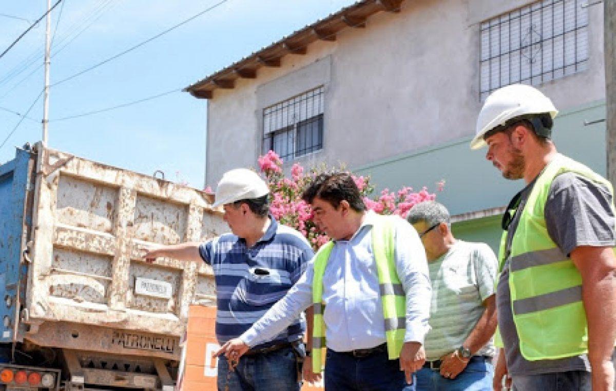 Espinoza anunció un nuevo bono para los municipales de La Matanza