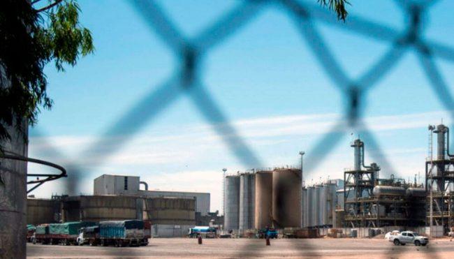 Trabajadores de Vicentin se aferran a la fuente laboral