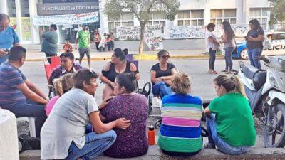 Reunión clave para destrabar el conflicto municipal en Centenario
