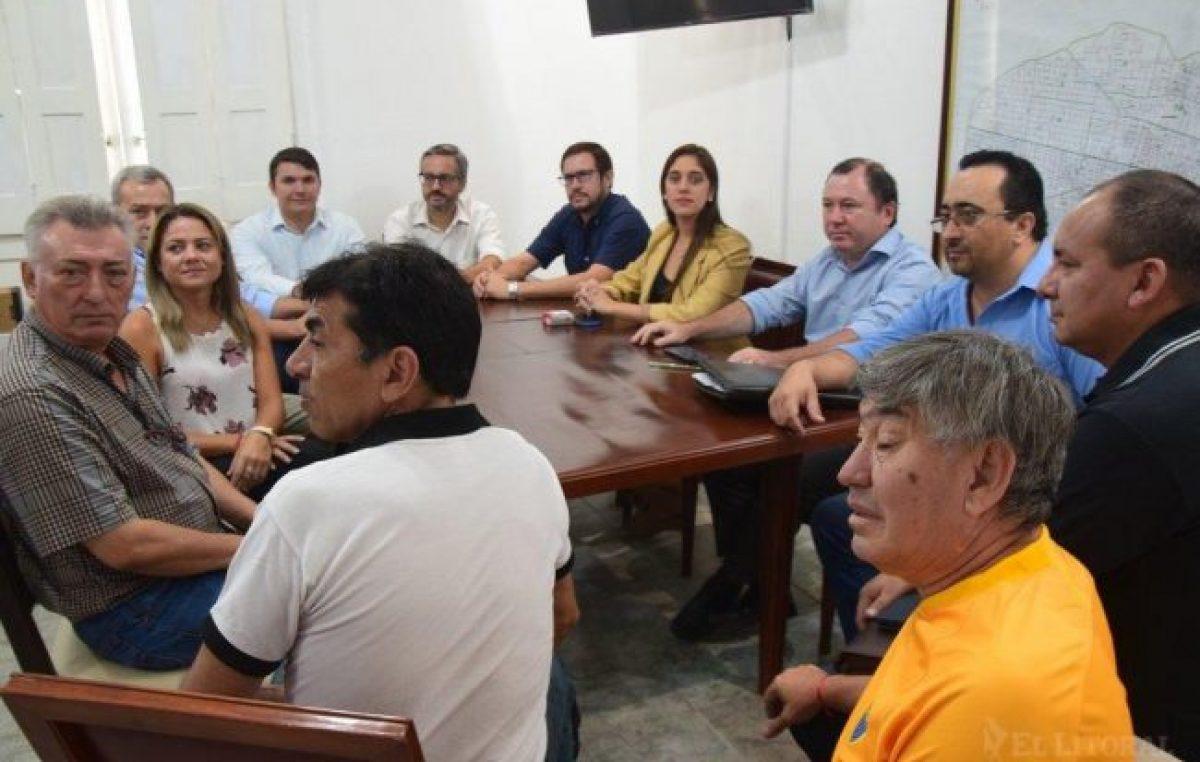 Aumento a municipales correntinos: 20% al básico y los plus sumarán $4.000