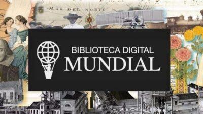 UNESCO liberó su Biblioteca Digital Mundial para que familias acompañen la cuarentena