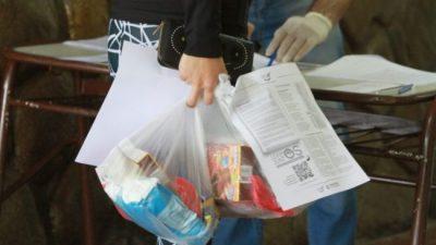 Mendoza: Crearon una fundación y en la crisis entregan alimentos a familias necesitadas