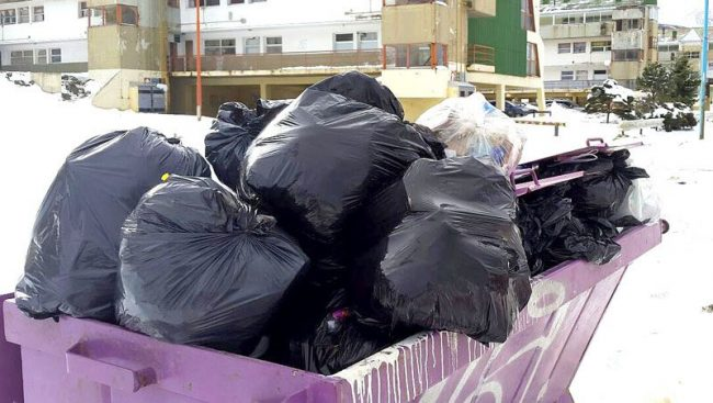 Ushuaia: Por la municipalización de la recolección de residuos