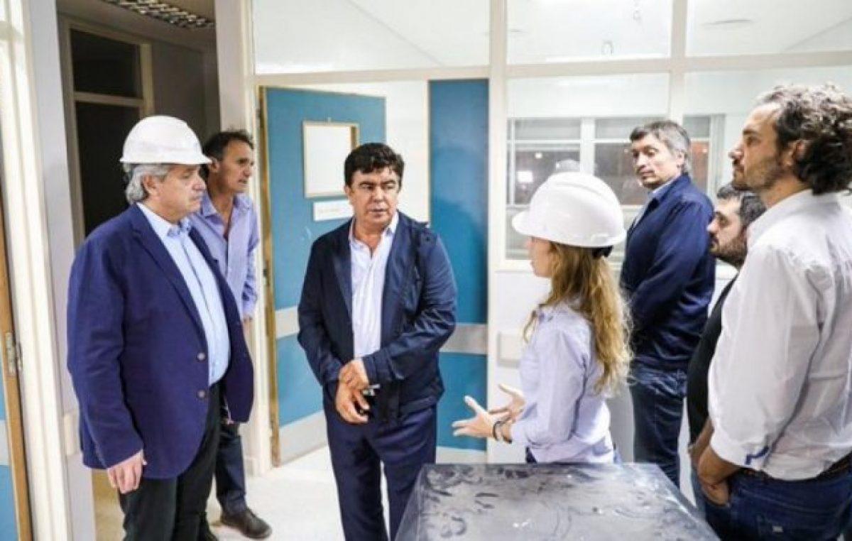 El gobierno avanza con la finalización de un hospital clave en el corazón de La Matanza
