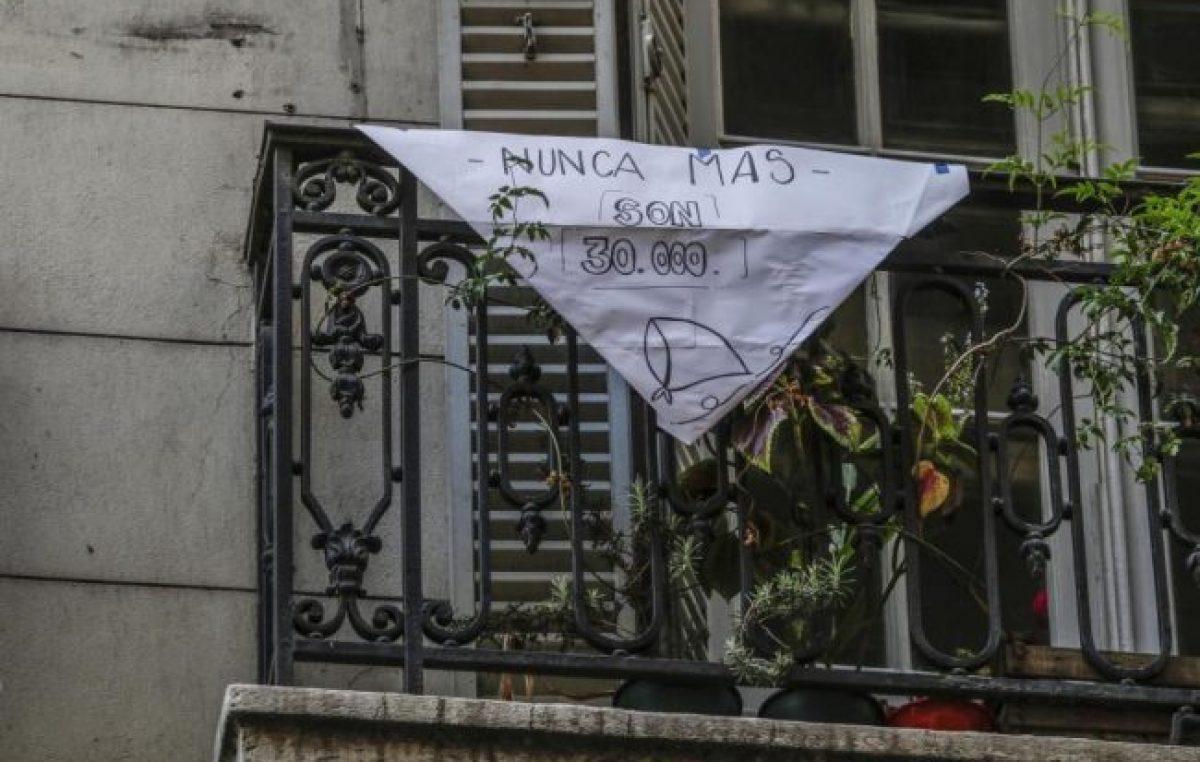 Día de la Memoria: «El aislamiento nos impide marchar, pero no nos impide recordar»