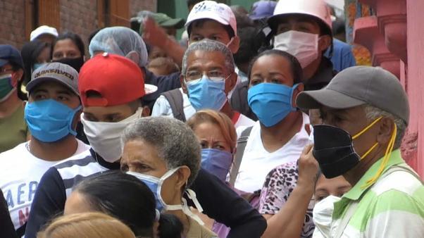El coronavirus en América Latina