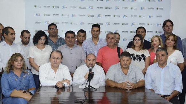 El intendente de La Banda anunció el aumento del 45% para empleados y obreros municipales